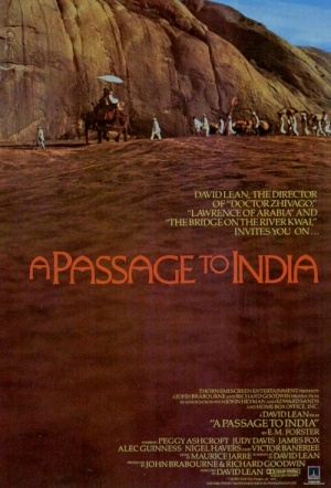 A Passage To India Film Poster