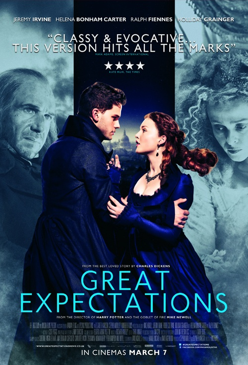 Great Expectations (2012) Film Poster