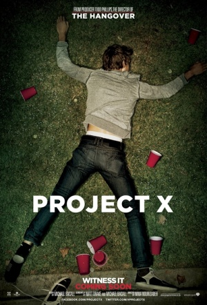 Project X Film Poster