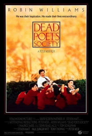Dead Poets Society Film Poster