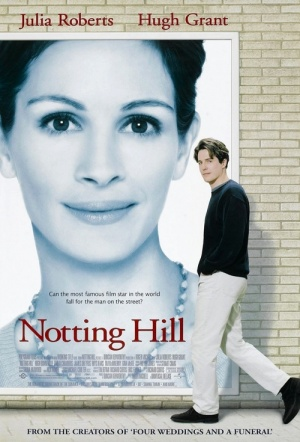 Notting Hill Film Poster