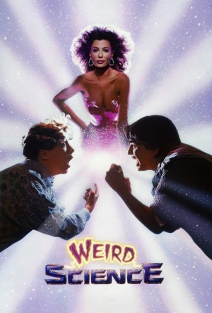 Weird Science Film Poster