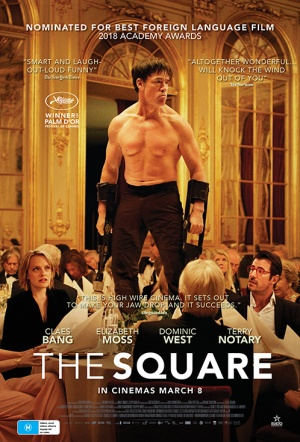 The Square (2017) Film Poster