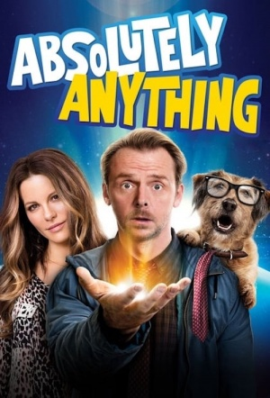 Absolutely Anything Film Poster