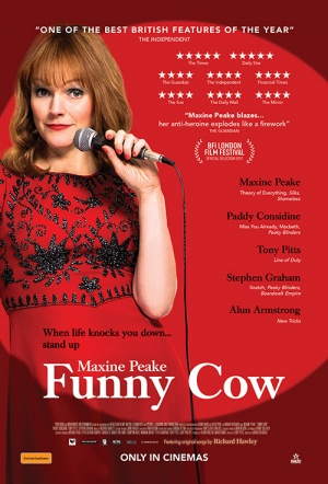 Funny Cow Film Poster