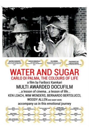 Water and Sugar: Carlo Di Palma, the Colours of Life Film Poster