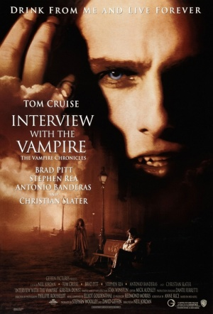 Interview with the Vampire Film Poster