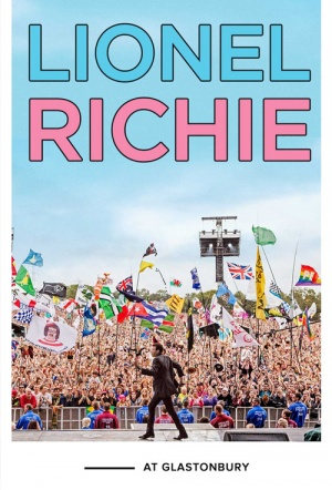 Lionel Richie at Glastonbury