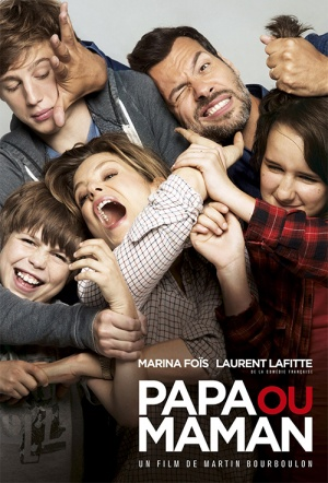 Daddy or Mommy Film Poster