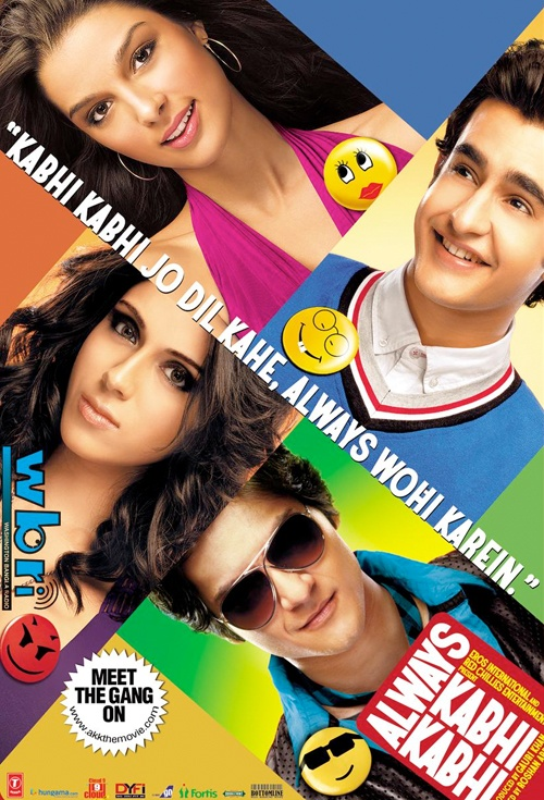 Always Kabhi Kabhi Film Poster