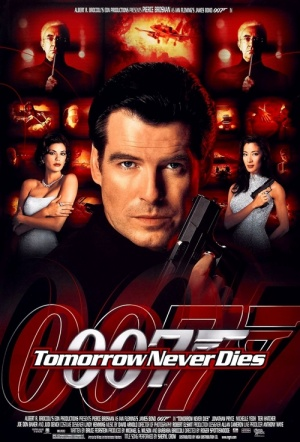 Tomorrow Never Dies Film Poster