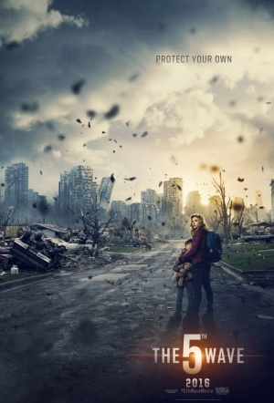 The 5th Wave Film Poster