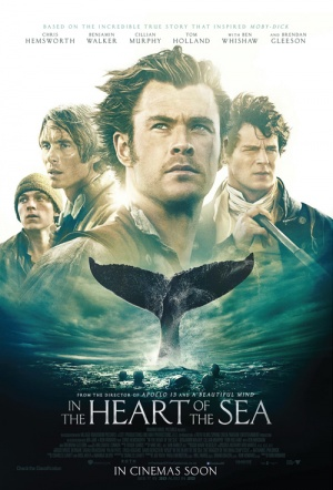 In the Heart of the Sea Film Poster