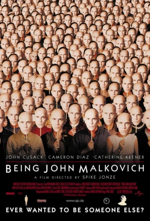 Being John Malkovich Film Poster