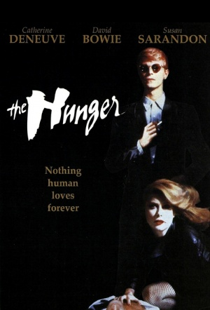 The Hunger (1983) Film Poster