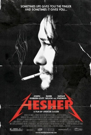 Hesher Film Poster