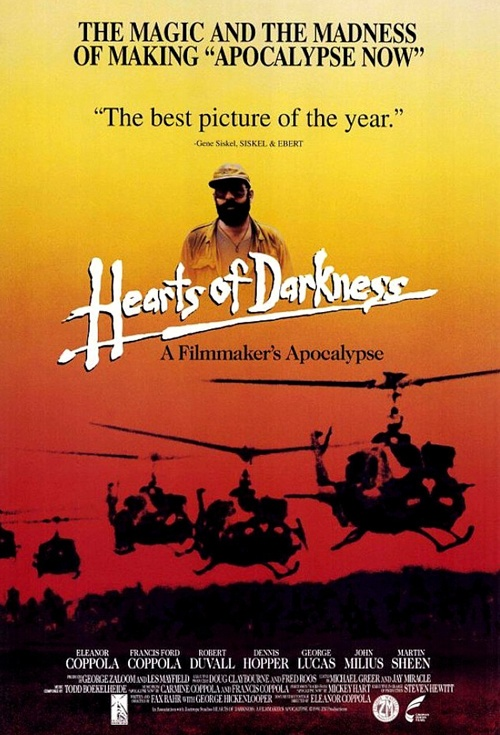 Hearts of Darkness: A Filmmaker's Apocalypse Film Poster