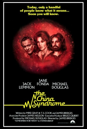 The China Syndrome Film Poster