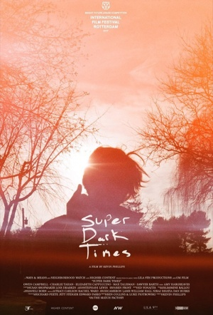 Super Dark Times Film Poster