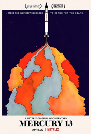 Mercury 13 Film Poster