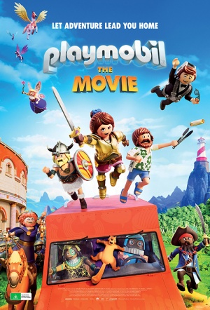 Playmobil: The Movie Film Poster