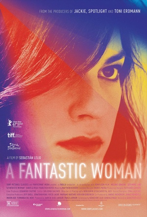 A Fantastic Woman Film Poster