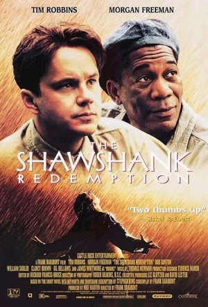 The Shawshank Redemption Film Poster