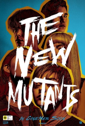 The New Mutants Film Poster