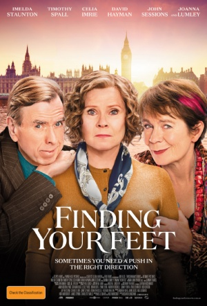 Finding Your Feet Film Poster