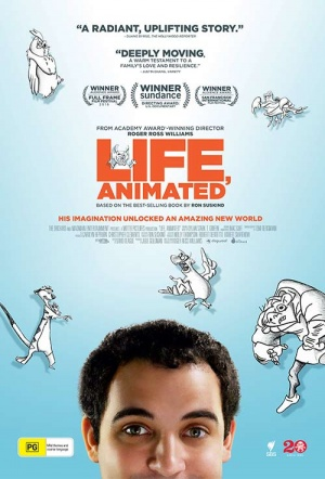 Life, Animated Film Poster