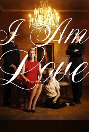 I Am Love Film Poster