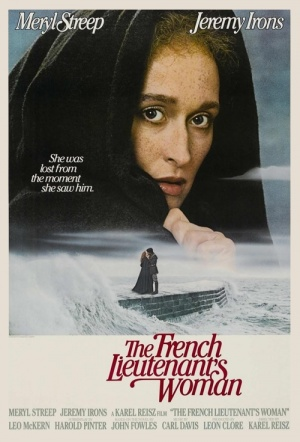 The French Lieutenant's Woman Film Poster