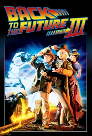 Back to the Future Part III Film Poster