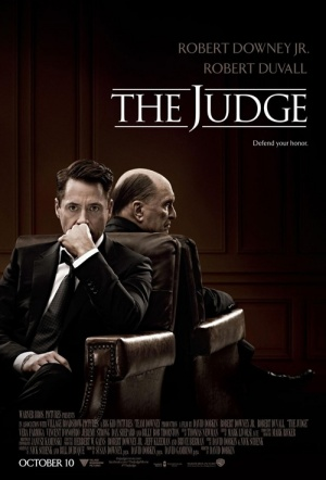 The Judge Film Poster