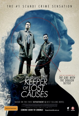 The Keeper of Lost Causes Film Poster