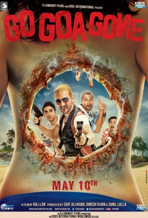 Go Goa Gone Film Poster