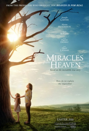 Miracles from Heaven Film Poster