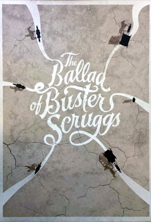 The Ballad Of Buster Scruggs Film Poster