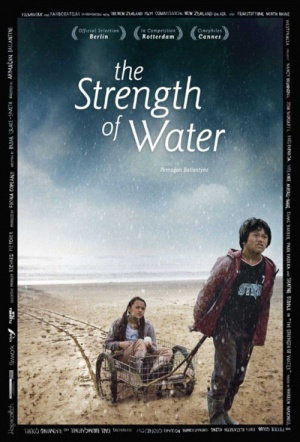 The Strength Of Water Film Poster