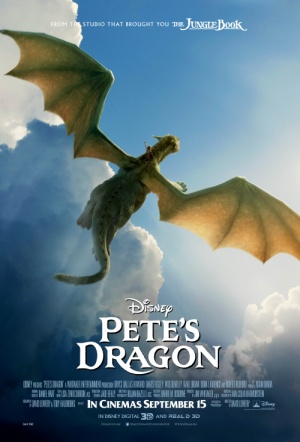 Pete's Dragon (2016) Film Poster