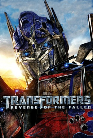 Transformers: Revenge Of The Fallen Film Poster