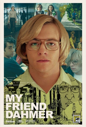 My Friend Dahmer Film Poster