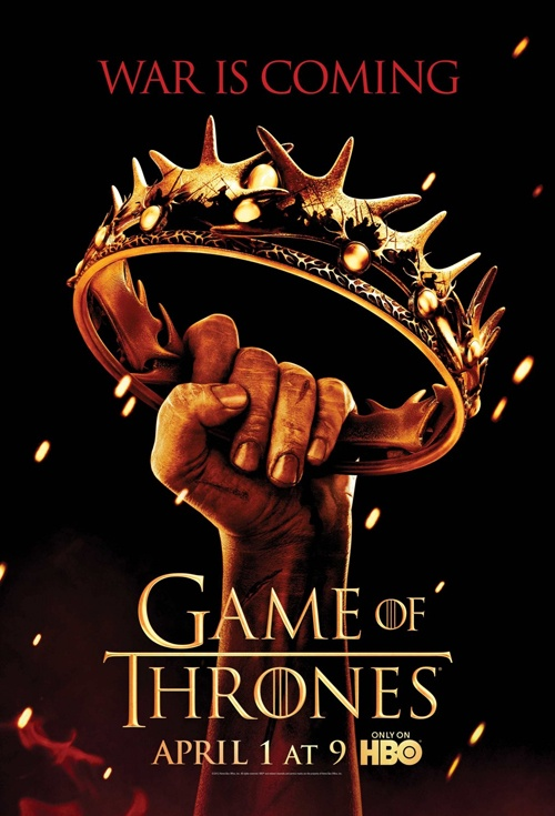 Game of Thrones: Season 2 Film Poster