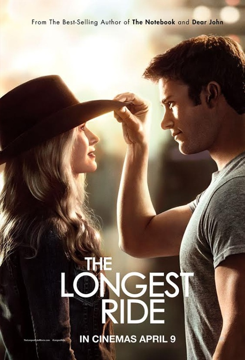 The Longest Ride Film Poster