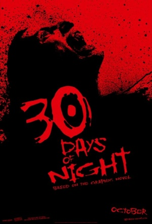 30 Days of Night Film Poster