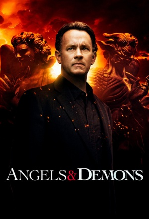 Angels & Demons Film Poster