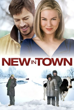 New In Town Film Poster