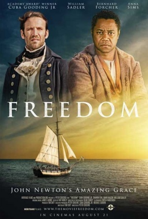 Freedom Film Poster