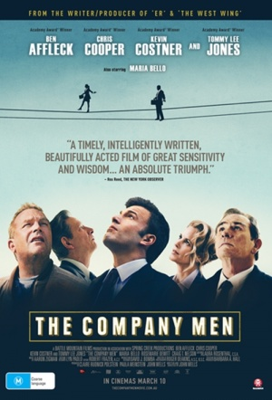 The Company Men Film Poster