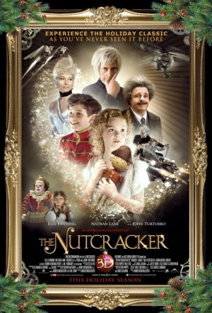 The Nutcracker (2010) Film Poster